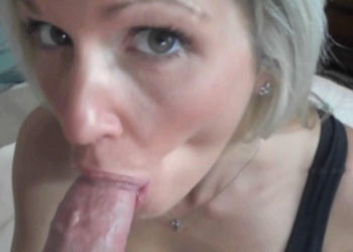 Sexy Milf Blowjob Swallow
