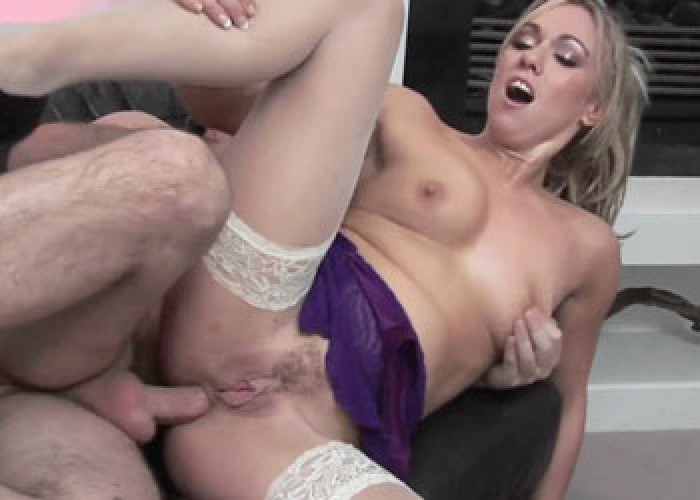 Casey Jo is getting fucked in the ass